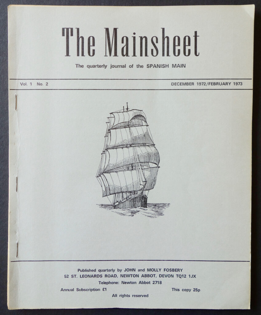 The Mainsheet
