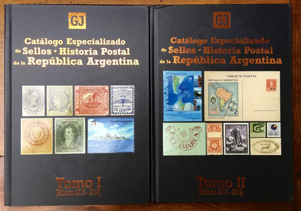 GJ Specialized Argentina Catalogue