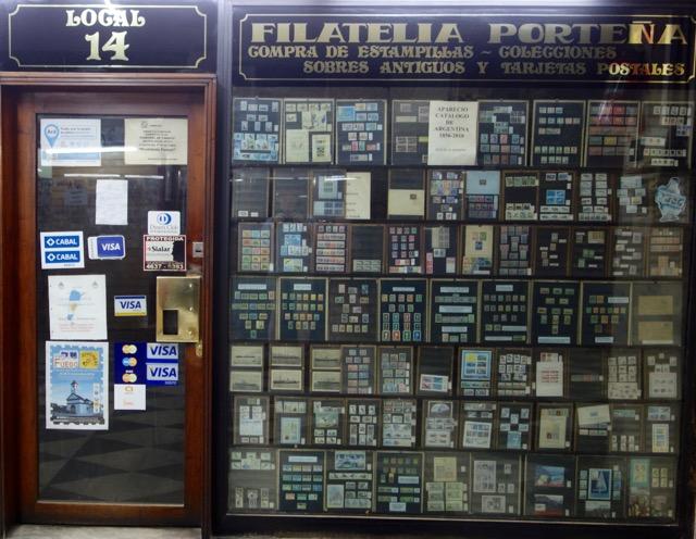 Filatelia Portena