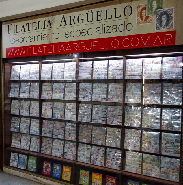 Filatelia Argüello