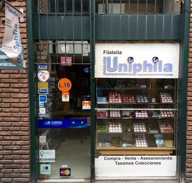 Filatelia Uniphila