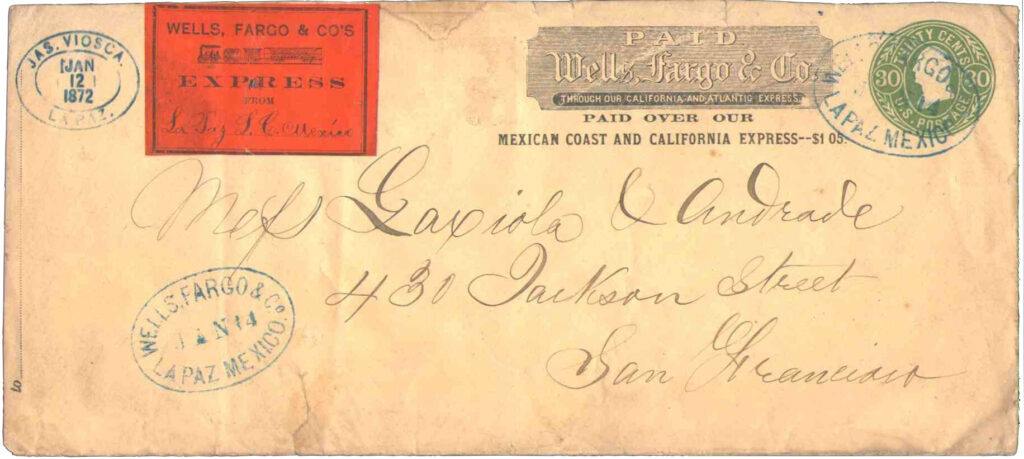 Wells Fargo Mexico Cover