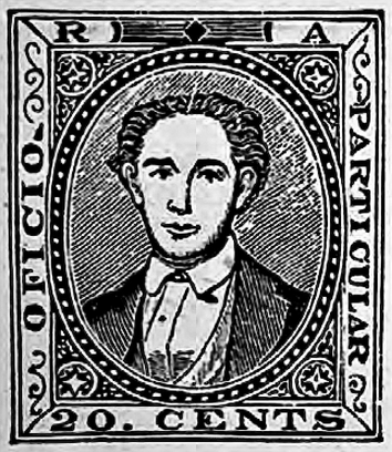 One of the most prolific forgers in philately - Placido Ramon de Torres